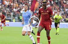 ไฮไลท์บอล กัลโช่ เซเรียอา อิตาลี ลาซิโอ้ vs เอเอส โรม่า 26-09-64