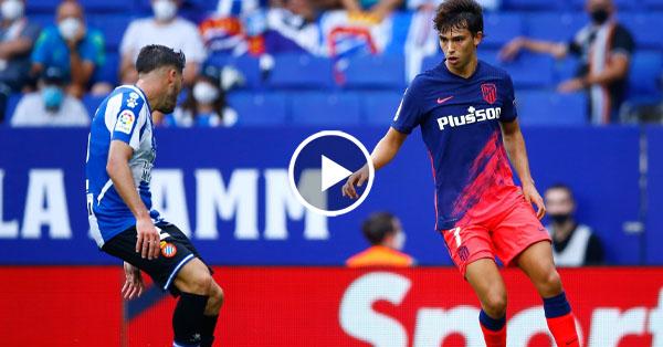 ไฮไลท์บอล ลาลีกา สเปน เอสปันญ่อล vs แอตฯ มาดริด 12-09-64