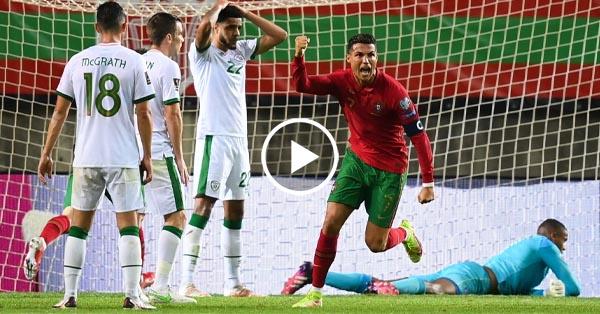 Portugal vs Republic of Ireland