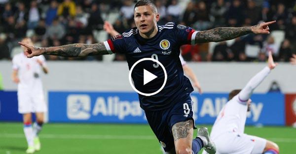ไฮไลท์บอลโลก 2022 โซนยุโรป หมู่เกาะแฟโร vs สกอตแลนด์ 12-10-64