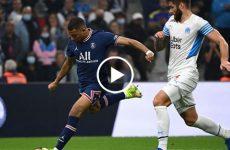 ไฮไลท์บอล ลีกเอิง ฝรั่งเศส มาร์กเซย vs ปารีส แซงต์ แชร์กแมง 24-10-64