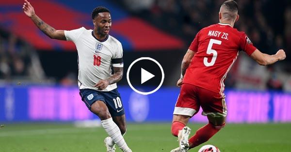 ไฮไลท์บอลโลก 2022 โซนยุโรป อังกฤษ vs ฮังการี่ 12-10-64